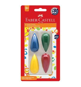 Faber-Castell - GRASP Crayons box of 4