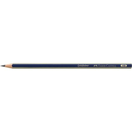 Faber-Castell - Goldfaber 1221 graphite pencil, HB
