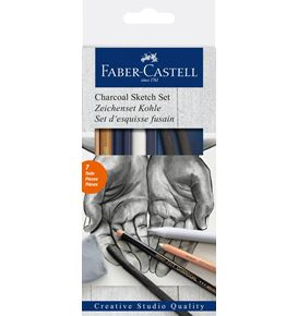 Faber-Castell - Drawing Set Charcoal