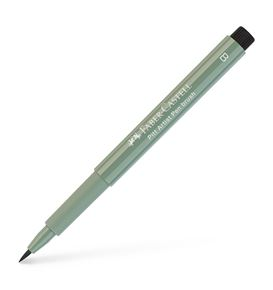 Faber-Castell - Pitt Artist Pen Brush India ink pen, earth green