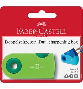Faber-Castell - Double hole sharpener Sleeve trend