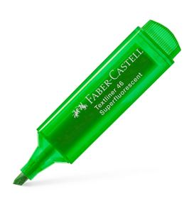 Faber-Castell - Textliner 46 Superflourescent, green